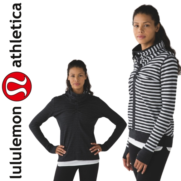 Lululemon In A Cinch Long Sleeve Tee